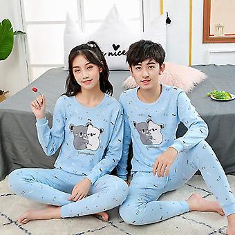 Teini-ikäinen pyjamasetti ( sarja 1)