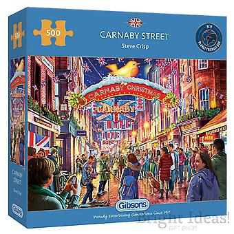 Gibsons Jigsaw Puzzle Carnaby Street 500 pieces