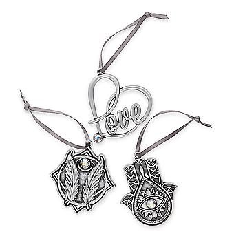 Alex And Ani Holiday Ornament Set of 3 - A17ORNSETRS