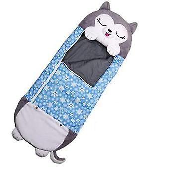 Happy Nappers Children sleeping bag,Memory Foam Pillow Sleeping Bag