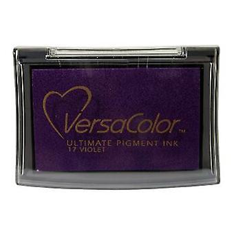 Tsukineko Versacolor Pigment Bläckkuddar - Violet