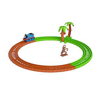 Thomas & Friends Trackmaster - Monkey Trouble Thomas Play Set
