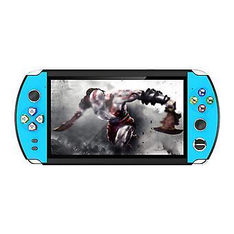 7,1-inch handheld gamespeler met groot scherm draagbare videoconsole
