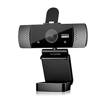 USB Web Camera 1080P HD 2MP Auto Focus Computer Camera Webcams