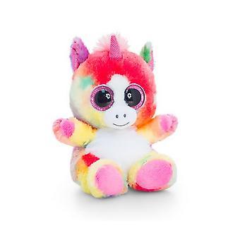 Animotsu 15cm Unicorn Rainbow Cuddly toy