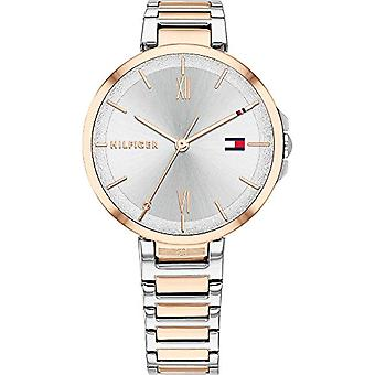 Tommy Hilfiger Analog Watch Quartz Woman with Stainless Steel Strap 1782209