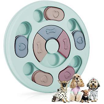 Hund Puzzle Feeder Spielzeug, Interaktive Hundespielzeug Pet Puppy Treat Dispenser, Hundetraining