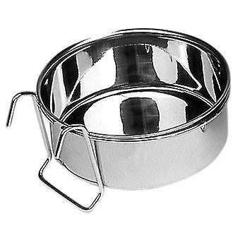 Nayeco Asa Trough Stainless Steel (Katten , Voer- en drinkbakken , Etens- en waterbakken)