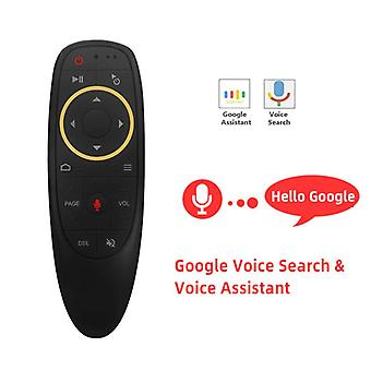 Remote Control G10S Pro Voice Universal 2.4G Wireless Air Mouse