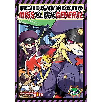 Precarious Woman Executive Miss Black General Vol. 6 by Jin