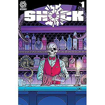 Aftershock: Shock Hardcover