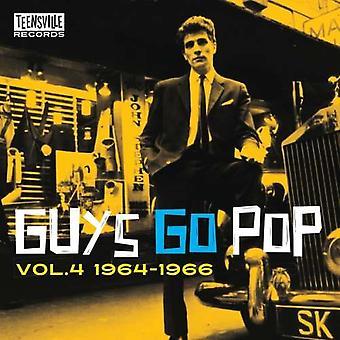 Olika - Guys Go Pop Volym 4 1964-1966 CD