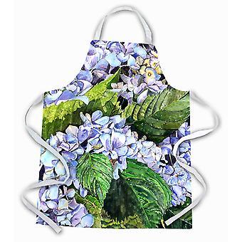 """Caroline'S Treasures 8730Apron Hydrangea Apron, Large, Multicolor"""