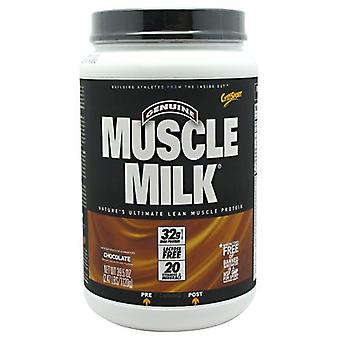 Cytosport Muscle Milk, CHOCOLATE, 2.48 LBS
