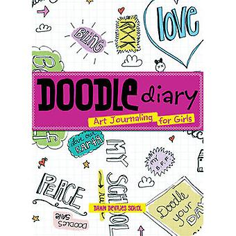 Doodle Diary by Devries Dawn Sokol