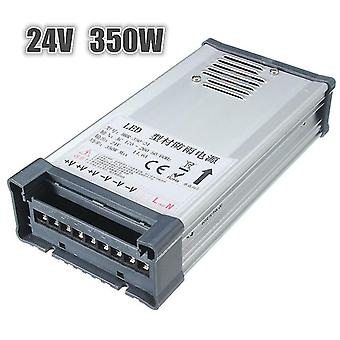 IP65 AC 170V-264V To DC 24V 350W Switching Power Supply Driver Adapter