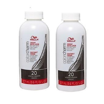 Wella Color Charm T10 Pale Blonde Permanent Liquid Hair Toner