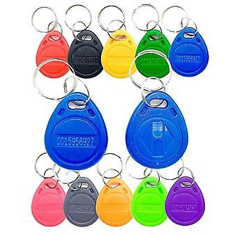 100ks / šarže Rfid Tag 125khz Copy Cards, re-zapsatelná T5577 Em4305 Rfid Copy Card, může kopírovat všechny ID
