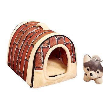 Het huisbed van het huisdier voor kleine dieren