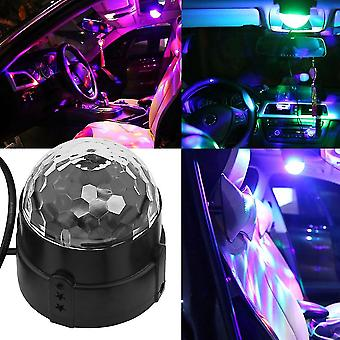 Led Dj Club Disco Party Ball Kristalllicht mit Fernbedienung Diamant-Form