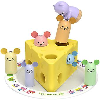 Montessori Toys Toddler Play Game Sorting & Catching Magnetic Puzzle Resuce