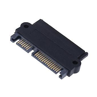 SFF 8482 SAS naar SATA 180 graden hoek computer adapter converter rechte hoofd duurzaam draagbaar voor