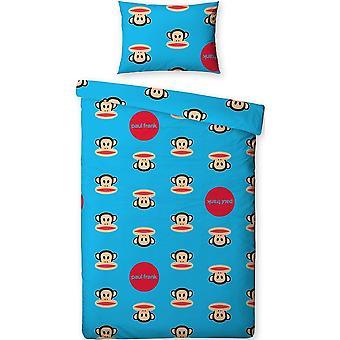 Childrens/Kids Paul Frank Spots Single Duvet Cover Bedding Set