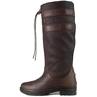 Brogini Unisex Adult Longridge Leather Long Boots