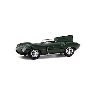 Jaguar D Type (1952) Diecast Model Car