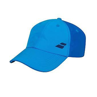 Babolat Mens Logo Cap Sweat Absorption Curved Peak Hat Accesorio