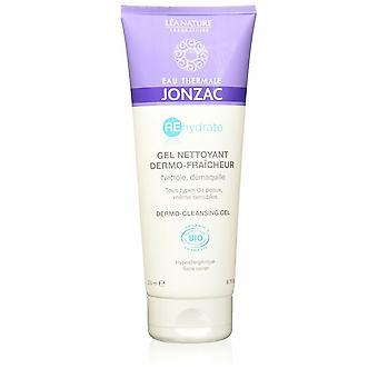 Ansiktsrengöring Gel Rehydrate Eau Thermale Jonzac (200 ml)