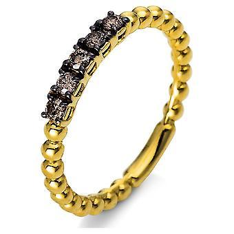 Luna Creation Promessa Кольцо Несколько камней Набор 1N698G453-1 - Ширина кольца: 53