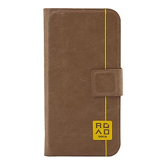 GOLLA ROAD iPhone6/6S 4.7 Booklet Credit Card Taupe G1725