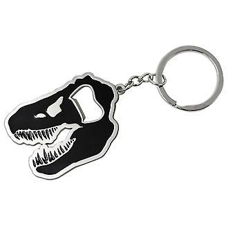 Jurassic Park Schl³sselan- hõnger flessen÷ffner T-Rex zwart