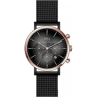 Marco Milano Black Stainless Steel MH99238G1 Men's Watch