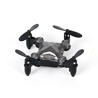 Remote control helicopters 2.4G wifi dh 120 luggage drone mini folding quadcopter remote control altitude|rc helicopters