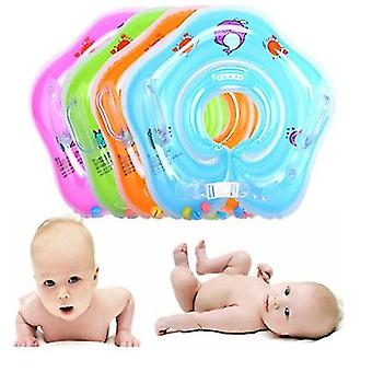Nflatable Swimming Ring For Newborn Baby ,baby Neck Swimming Ring