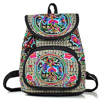 Yunnan Fashionable National Style Ebroidery Bag Stylish Featured Fashionable Bag