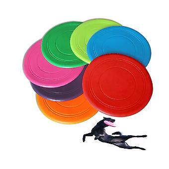 Frisbee Interaktivní psí trénink hračka 7 kus set Frisbee Dog Hračka Anti-kousání zuby