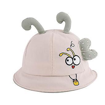 1-2-vuotias pieni äijä kirjonta vauvan kalastaja hattu top lonkerot vauvan hattu