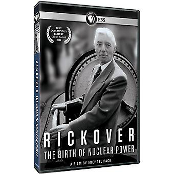 Rickover the Birth of Nuclear Power [DVD] USA import