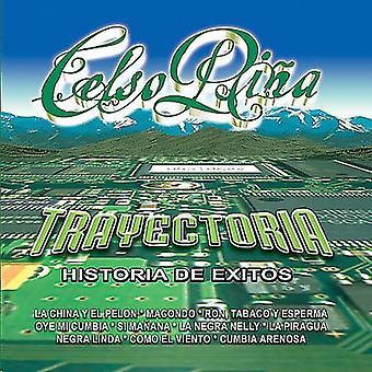 Celso Pina - Trayectoria [CD] USA import