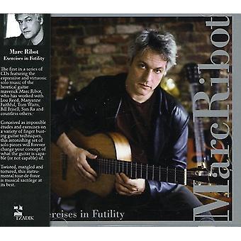 Marc Ribot - oefeningen in futiliteit [CD] USA importeren