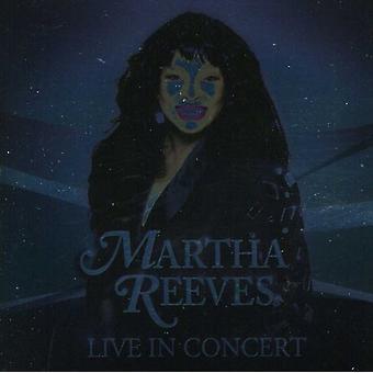 マーサ ・ リーヴス - ライブ コンサート 【 CD 】 アメリカ輸入
