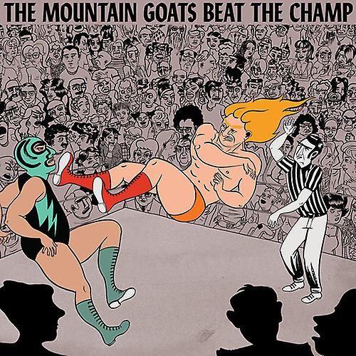 The Mountain Goats - Beat the Champ [CD] USA import