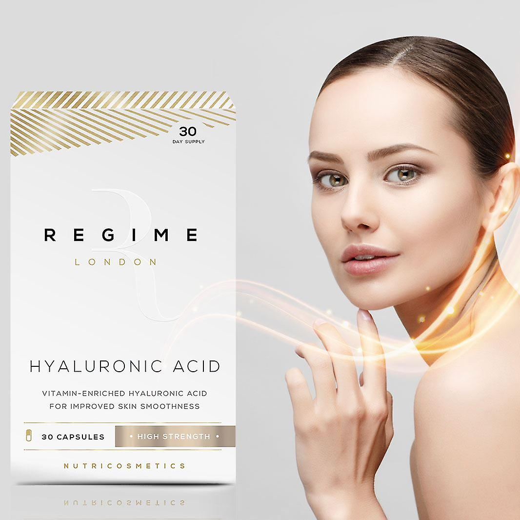 REGIME London Hyaluronic Acid - 90 Capsules