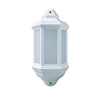 LED Robus Kerry 7W LED Half Coach Light, White