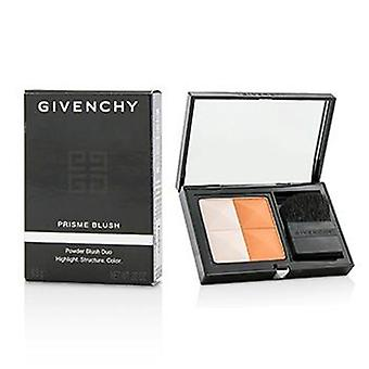 Givenchy Prisme Blush Powder Blush Duo - #05 ande - 6.5g/0.22oz