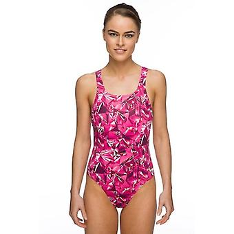 Maru Jewel Pacer Swim Suit- Fast Back -Pink