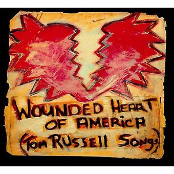 Tom Russell - Wounded Heart of America [CD] USA import